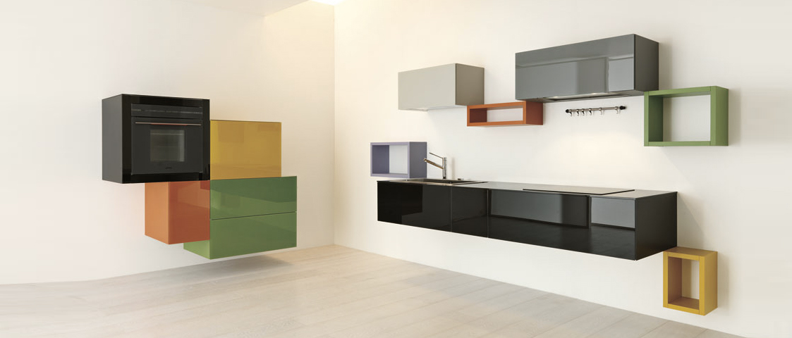 Composizione 36e8 by Lago  |  design Daniele Lago