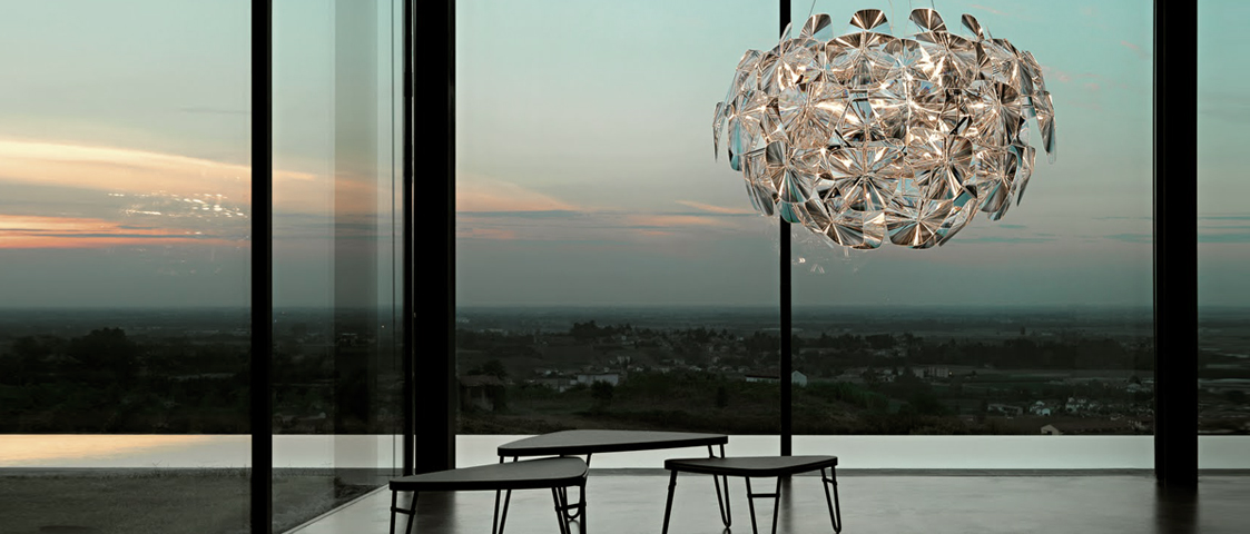 Lampada Hope by Luceplan  |  design Francisco Gomez Paz
