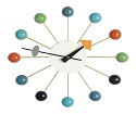 ball clock | by vitra