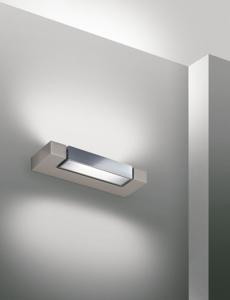 re help punto luce sopra lo specchio del bagno