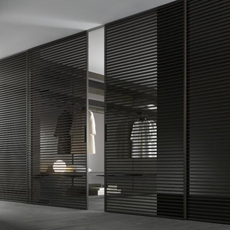 Rimadesio porte stripe giuseppe bavuso minieri for Minieri arredamenti